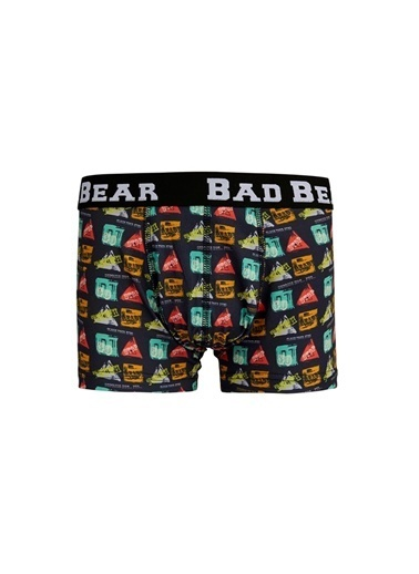 Bad Bear Boxer Antrasit